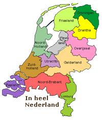 Woningontruiming in geheel Nederland